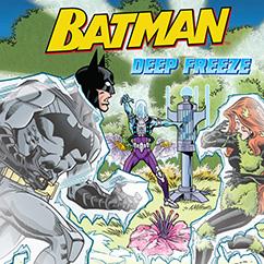 Cover for Batman: Deep Freeze