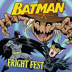 Cover for Batman: Fright Fest