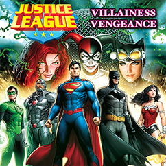 Cover for Justice League: Villainess Vengeance