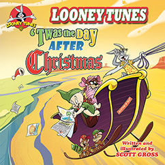 Cover for Looney Tunes: 'Twas the Day After Christmas
