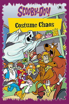 Cover for Scooby-Doo: Costume Chaos