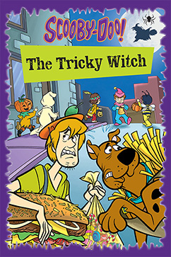 Cover for Scooby-Doo: The Tricky Witch