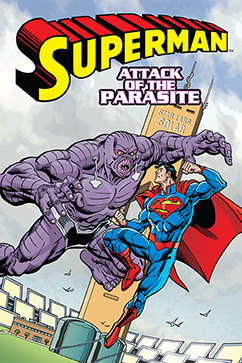 Cover for Superman: Attack of the Parasite