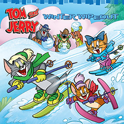 Cover for Tom and Jerry: Winter Wipeout