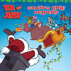 Cover for Tom and Jerry: Santa's Little Helper