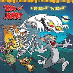 Cover for Tom and Jerry: Fright Night