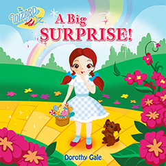 Cover for The Wizard of Oz: A Big Surprise!