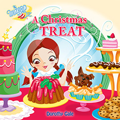 Cover for The Wizard of Oz: A Christmas Treat