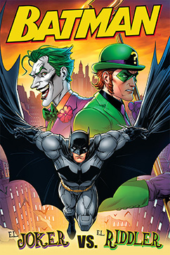 Cover for Batman: EL Joker vs. El Riddler