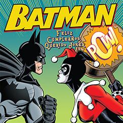 Cover for Batman: Feliz Cumpleaños, Querido Joker