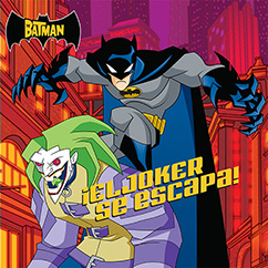 Cover for The Batman: ¡El Joker se Escapa!