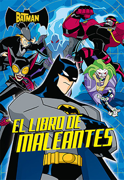 Cover for The Batman: El Libro de Maleantes