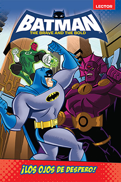 Cover for Batman Brave and the Bold: Los Ojos de Despero