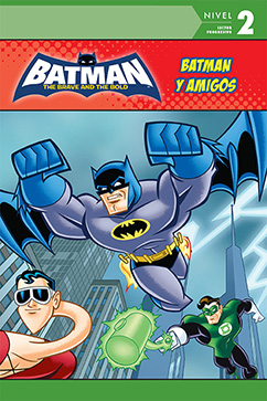 Cover for Batman Brave and the Bold: Batman y Amigos