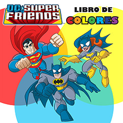 Cover for DC Super Friends: Libro de Colores
