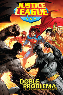 Cover for Justice League: Doble Problema