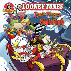 Cover for Looney Tunes: Era la Vispera de Navidad