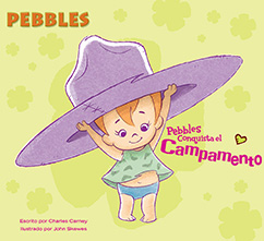 Cover for Pebbles Conquista el Campamento