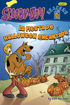 Cover for Scooby-Doo: La Fiesta de Halloween Encantada