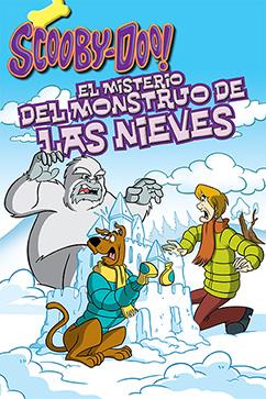 Cover for Scooby-Doo: El Misterio del Monstruo de las Nieves