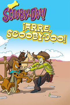 Cover for Arre, Scooby-Doo