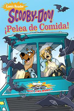 Cover for Scooby-Doo: ¡Pelea de Comida!