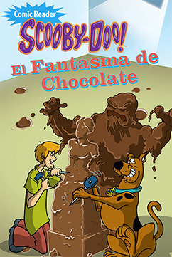 Cover for Scooby-Doo: El Fantasma de Chocolate
