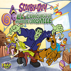Cover for Scooby-Doo: El Concurso de Artilugios de Coolsville