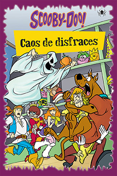 Cover for Scooby-Doo: Caos de Disfraces