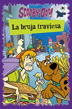 Cover for Scooby-Doo:  La Bruja Traviesa