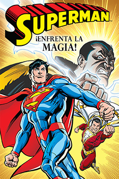 Cover for Superman: Enfrenta La Magia