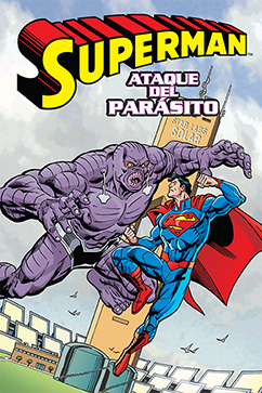 Cover for Superman: Ataque del Parasito