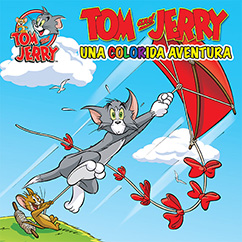 Cover for Tom and Jerry: Una Colorida Aventura