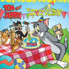 Cover for Tom and Jerry: Tom se Cuela en la Fiesta