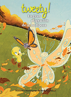Cover for Tweety: La Gran Migración de la Mariposa