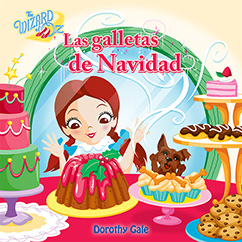 Cover for The Wizard of Oz: Las Galletas de Navidad