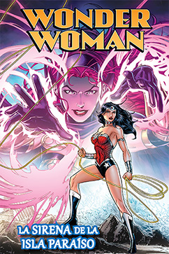 Cover for Wonder Woman: La Sirena de la Isla Paraiso