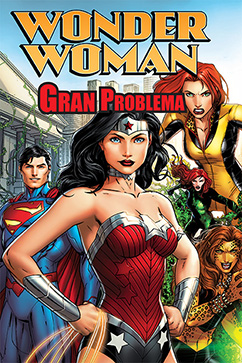 Cover for Wonder Woman: Gran Problema