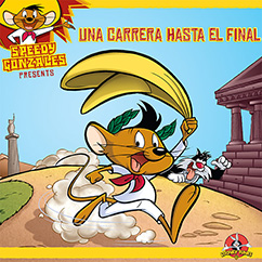 Cover for Looney Tunes: Una Carrera Hasta el Final