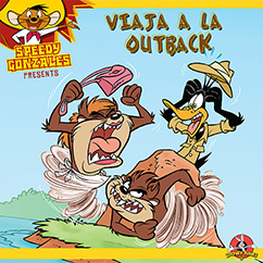 Cover for Looney Tunes: Viaja a la Outback
