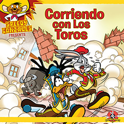 Cover for Looney Tunes: Corriendo con los Toros