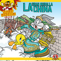 Cover for Looney Tunes: La Gran Muralla China