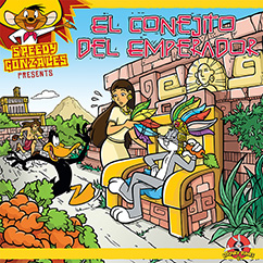 Cover for Looney Tunes: El Conejito del Emperador