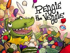 Cover for Reggie the Veggie