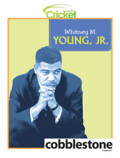 Cover for Whitney M. Young Jr.