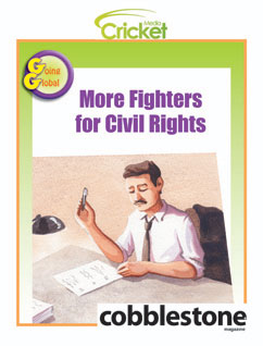 Cover for More Fighters for Civil Rights