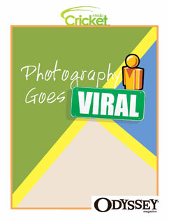 Cover for Photography Goes Viral