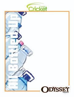 Cover for All Bottled Up
