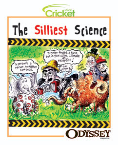 Cover for The Silliest Science