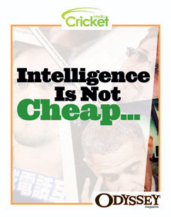 Cover for Intelligence Is Not Cheap…